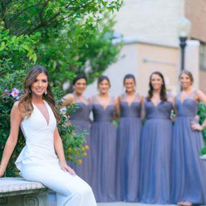 Real Wedding: Alexa + Trey {Sweet Simplicity At The Roosevelt Hotel}