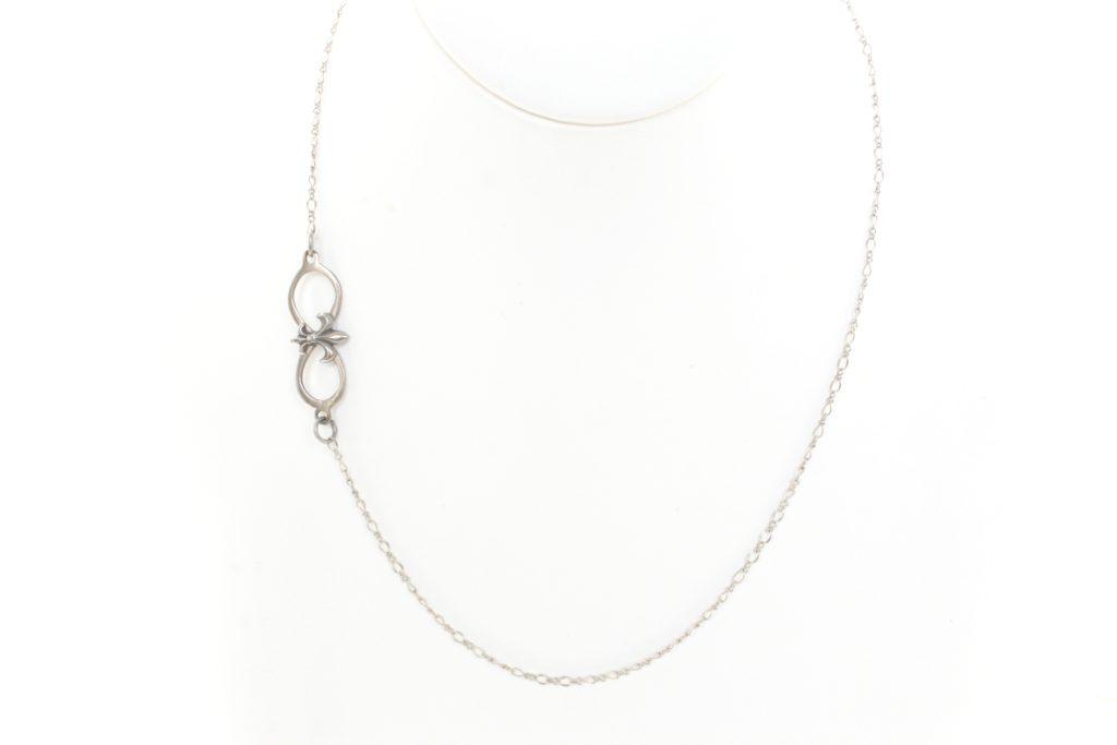 Eternally NOLA Infinity Necklace