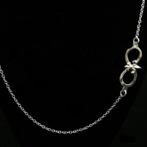 Eternally NOLA Silver Necklace