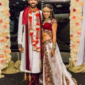 Real Wedding: Joy + Muneesh