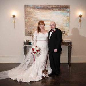 Real Wedding: Rena + Anthony