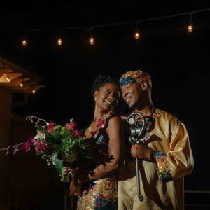Real Wedding: Jensine + Micheal {Yoruba Vows In Baton Rouge}
