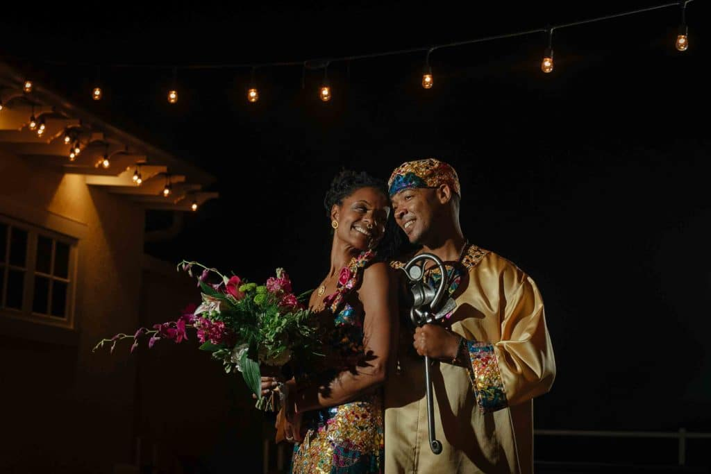 Real Wedding: Jensine + Micheal {Yoruba Vows In Baton Rouge}