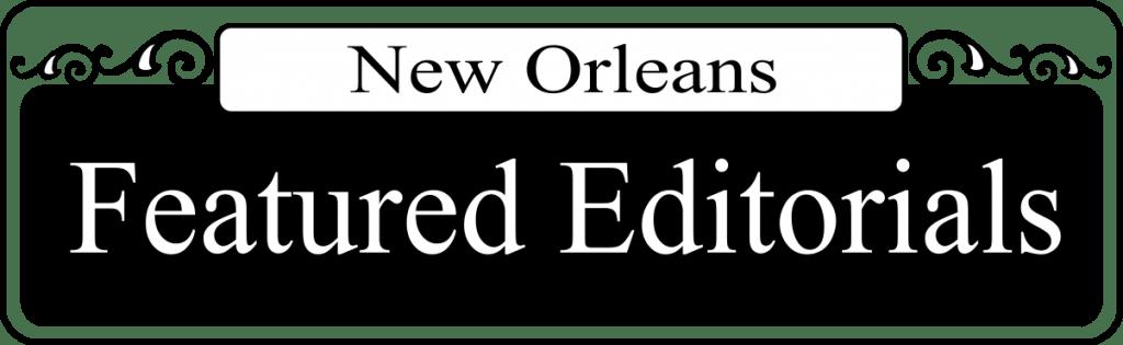 Featured Editorials