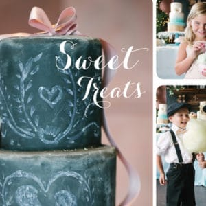 NEW ORLEANS SWEET TREATS :: A CONFECTIONERY SPREAD