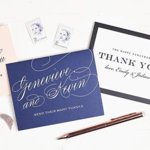 Invitations 101:  The Basics Of Wedding Stationery