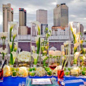 Globetrotting Decor: Big City Wedding Decor Ideas