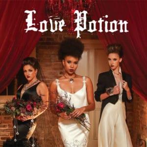 LOVE POTION :: FASHION FOR THE NON-TRADITIONAL BRIDE