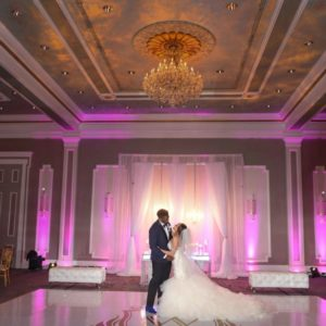 Real Wedding: Leslie + Jason {A Couple Of Forevers}
