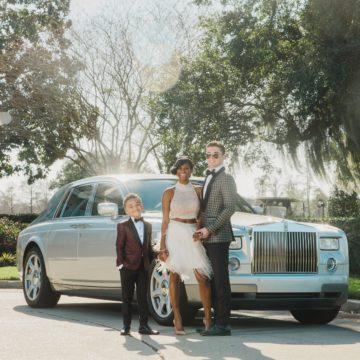 Rolls Royce Phantom by Millennium Limousine | PHOTOGRAPHER: Studio Tran