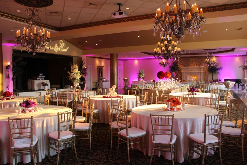 Royal Palm's ballroom.