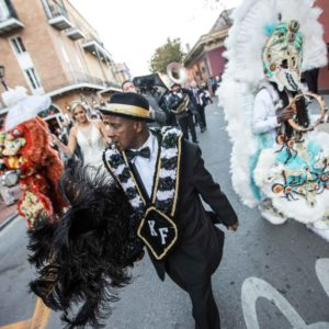 The Second Line: How To Plan Your Walking Parade