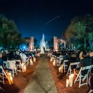 REAL WEDDING :: STEPHANIE + ADAM {Written In The Stars}