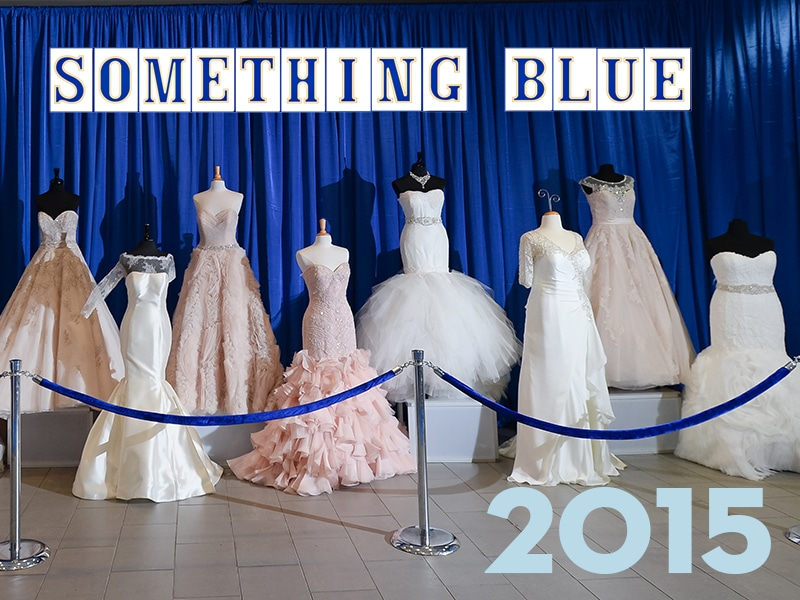 THE 2015 SOMETHING BLUE BRIDAL EVENT: RECAP
