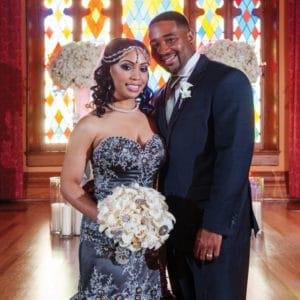 WEDDING WEDNESDAY:: Kendra + Alvin's Baton Rouge Bash