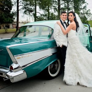 REAL WEDDING:: TY + BLISS (Small Town Love)