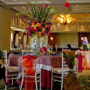 Carnivale Style :: Colorful Decor Inspired By Mardi Gras