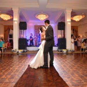 REAL WEDDING :: BRIDGET + TREY {SUMMER ROMANCE}