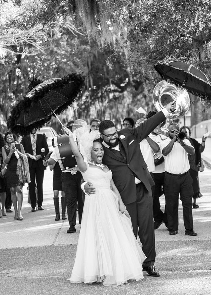 REAL WEDDING :: T. NICOLE + MIKE {NYC Kind Of Love}