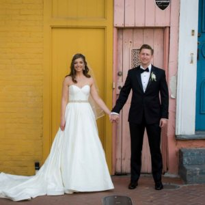 Real Wedding: Lauren + Brent: Just Like Heaven {The Ultimate Cure}