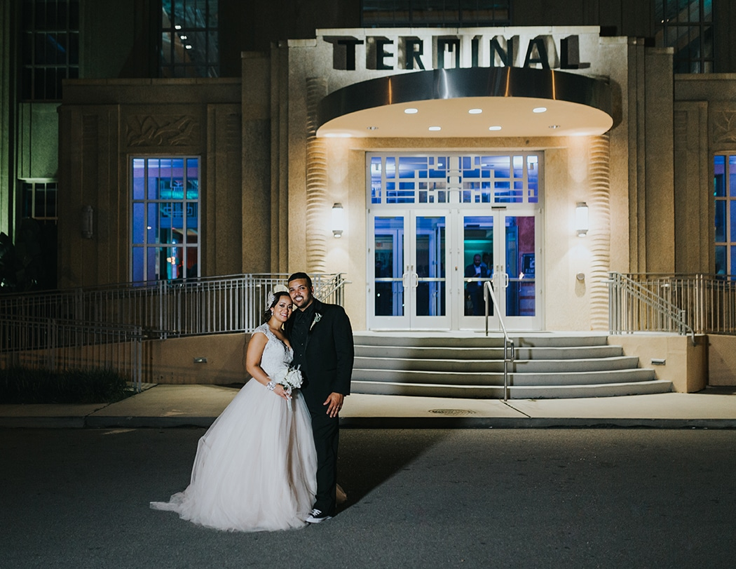 REAL WEDDING:: Art Deco Details {Bruce + Brianna}