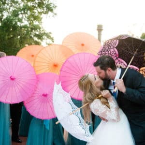 REAL WEDDING:: SARALANE + CHRISTOPHER {The Color Of Love Is You }