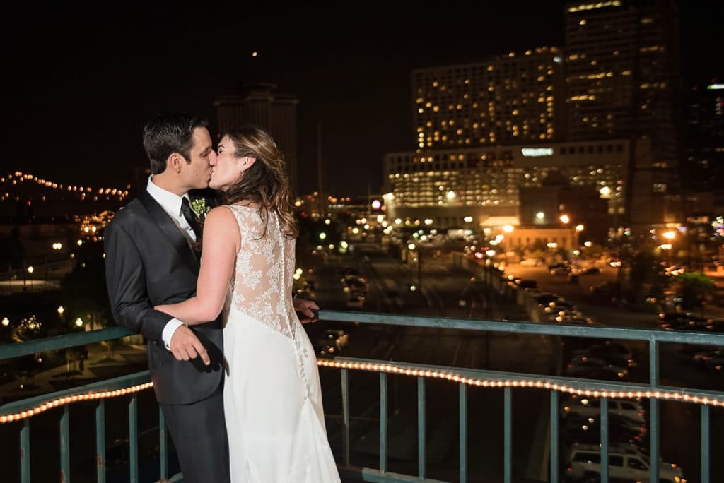 REAL WEDDING: LESLIE + KYLE {Mr. Right}