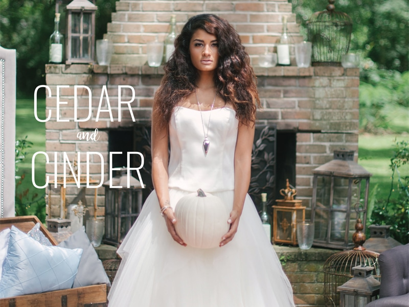 CEDAR AND CINDER :: A Modern, New Orleans-Inspired Cinderella Story