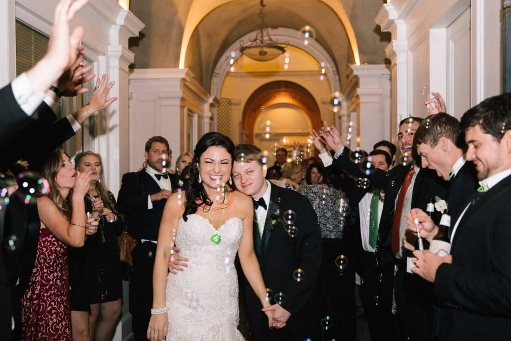 Real Wedding: Merrell + Favaloro