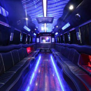 Post-Reception Party Bus Bar Crawl!