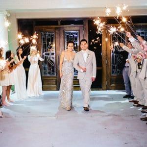 REAL WEDDING: SCOTTIE + ROSALIE  {A Win-Win Situation}