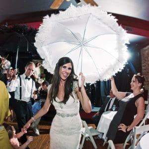 Legendary Weddings At Rosy's Jazz Hall {Sponsored Post}
