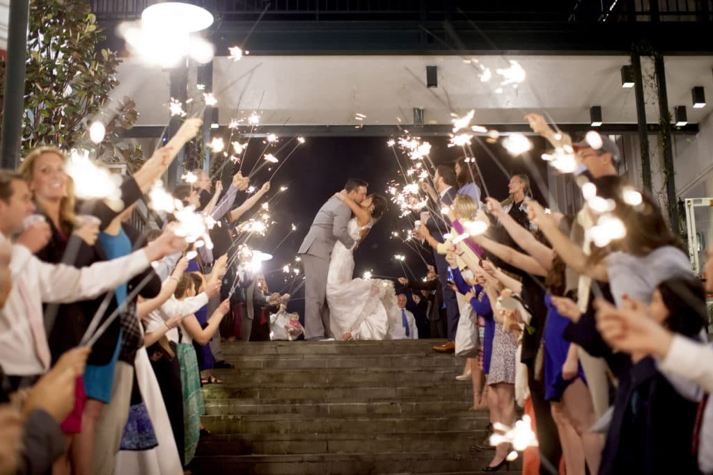REAL WEDDING:: LANE + SHEILA (Winner Takes All)