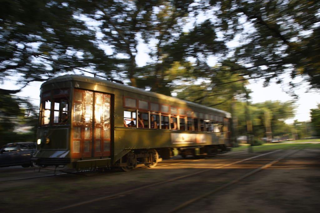 New Orleans Post-Reception Bar Crawl Via Streetcar!