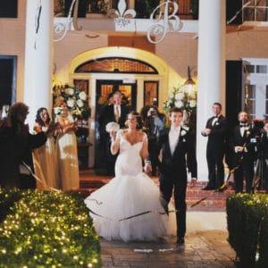 REAL WEDDING:: ASPEN + BRANDON (At Last)