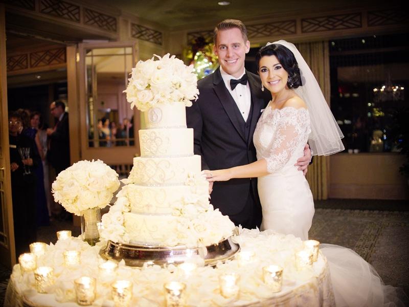 REAL WEDDING :: ADRIANA + RYAN {NEW ORLEANS ELEGANCE}