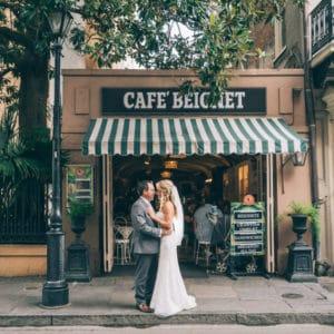REAL WEDDING :: ANNETTE + CARLOS {Destination NOLA}
