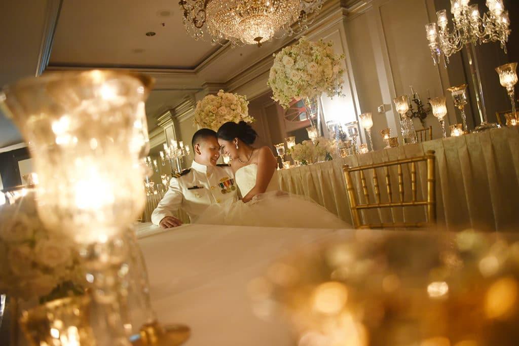 REAL WEDDING: DAVID + PATRICIA {Match Made In Nola}