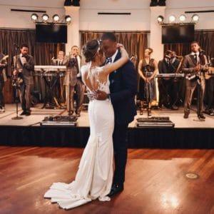 Real Wedding: Smith + Thomas