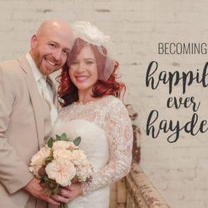 REAL WEDDING:: LAUREN + RYAN {Happily Ever Haydel}