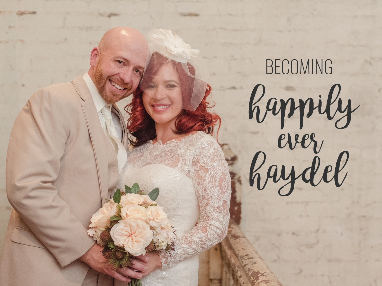 REAL WEDDING:: LAUREN + RYAN {Happily Ever Haydel}