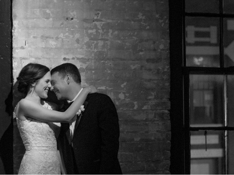 REAL WEDDING :: TAYLOR + MICHAEL {Enchanted Memories}