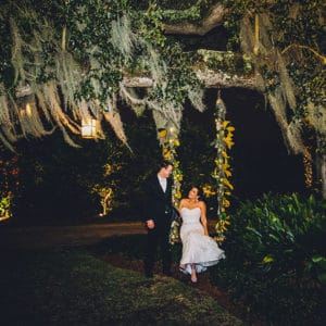 REAL WEDDING :: LOGAN + WILLIAM {Southern Romance}
