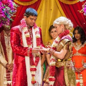 REAL WEDDING :: KATIE + PRAVEEN {Purple Reign}