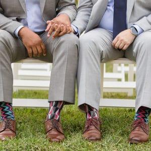 REAL WEDDING :: JARED + SAMMY {Love Wins}