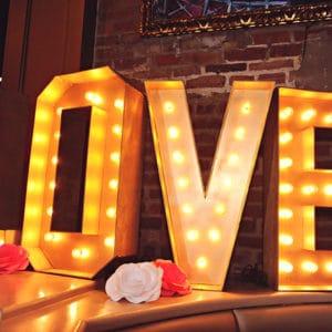 THE LOVE IN BLOOM BRIDAL EVENT {Bridal Show Recap}