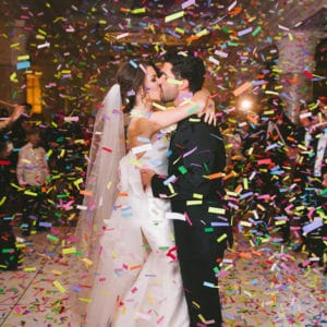 REAL WEDDING:: Rebecca + Matthew {NOLA Nights}