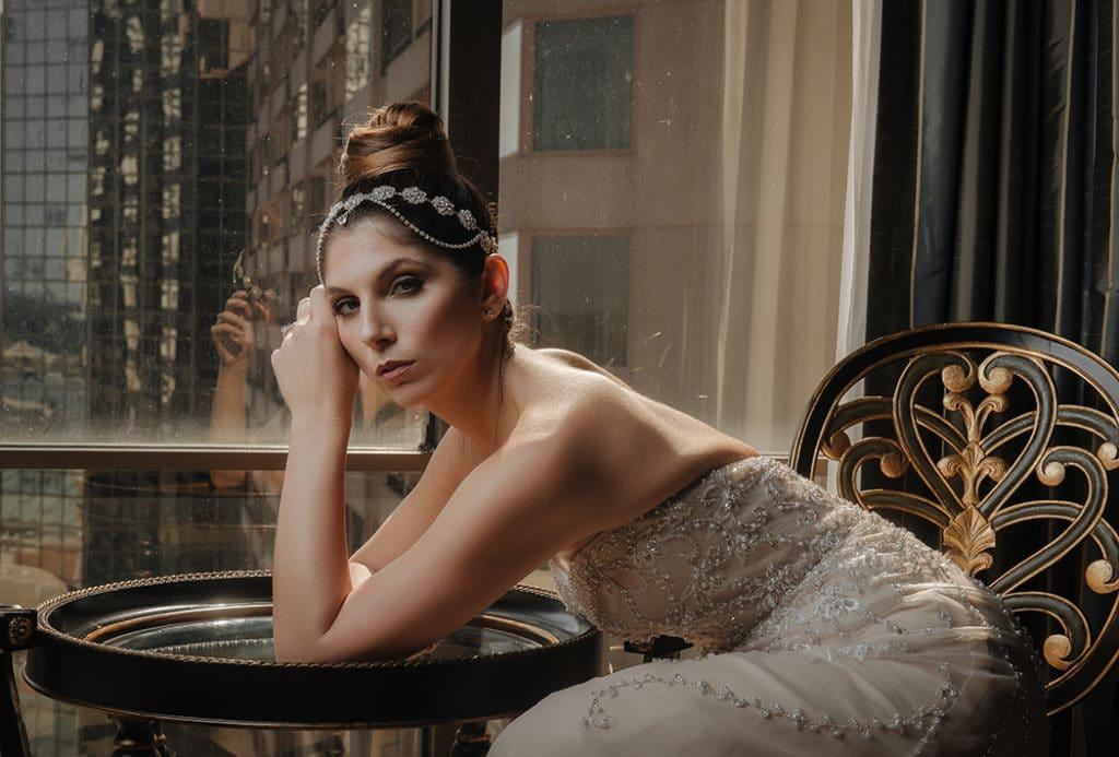 NOW TRUNK SHOW FASHION SHOOT NO 2 {Kenneth Winston + Ella Rosa At Bustles & Bows Bridal Boutique}