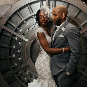 REAL WEDDINGS:: WILLIE + MARQUITA (A Royal Affair)