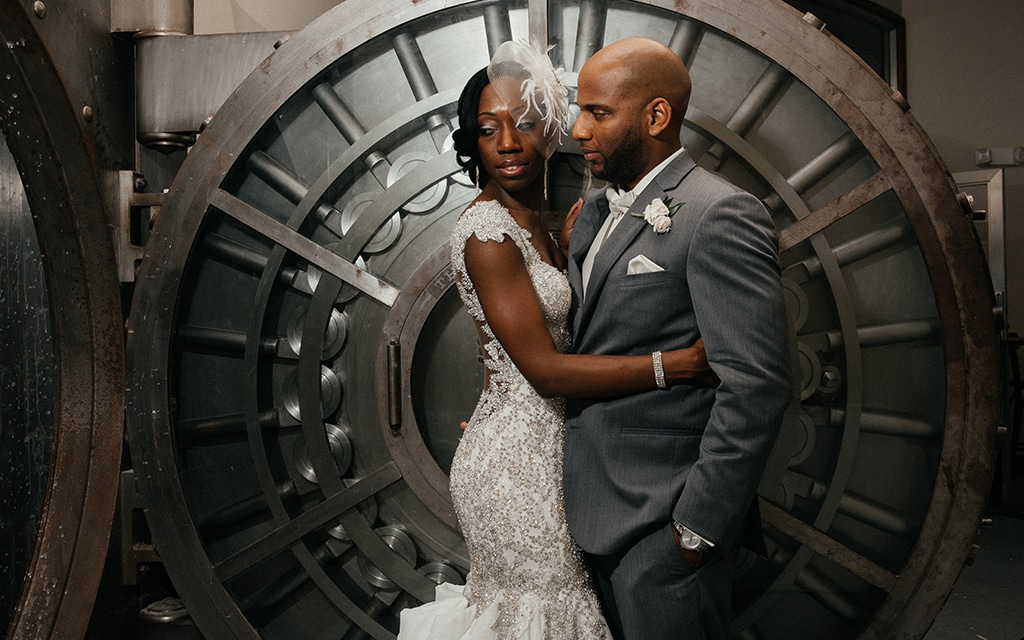 REAL WEDDINGS:: WILLIE + MARQUITA (A Royal Affair)